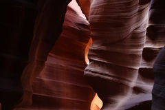 Antelope Slot Canyon, Arizona, USA Stock Photography