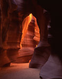 Antelpoe Canyon. Antelope Canyon near Page, Arizona royalty free stock photo