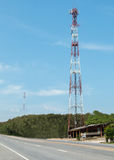 Antena通信 库存图片