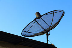 Antena πιάτων Στοκ φωτογραφίες με δικαίωμα ελεύθερης χρήσης
