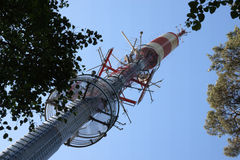 Antena Foto de archivo libre de regalías