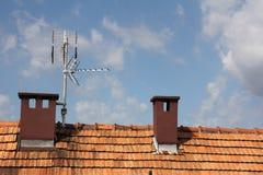 Antena Fotos de archivo