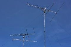Antena Imagen de archivo libre de regalías
