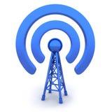 Antena ilustración del vector