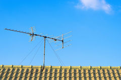 Antena Στοκ φωτογραφίες με δικαίωμα ελεύθερης χρήσης
