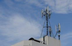 Antena celular Foto de archivo