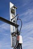 Antena celular - visión trasera Fotos de archivo