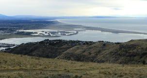 Antena Christchurch, Nowa Zelandia schronienie 4K zbiory