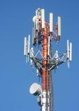 Antena cilíndrica Imagenes de archivo