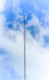 Antena da tecnologia das comunicações Foto de Stock