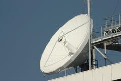 Antena da telecomunicação Imagens de Stock