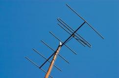 Antena da tevê Fotografia de Stock Royalty Free