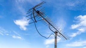 Antena da tevê do tomo Imagens de Stock