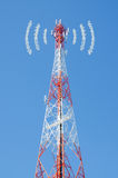 Antena das comunicações Imagens de Stock