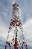 Antena das comunicações Foto de Stock Royalty Free