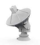 Antena de antena parabólica Fotos de Stock