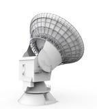 Antena de antena parabólica Imagens de Stock