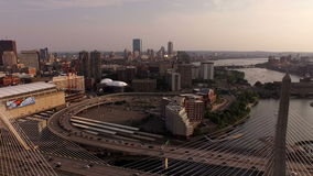 Antena de Boston vídeos de arquivo