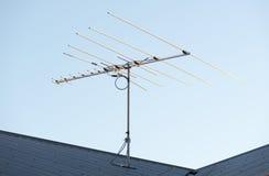 Antena de Digitaces TV Fotos de archivo libres de regalías