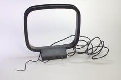 Antena de laço do Am com suporte Fotos de Stock