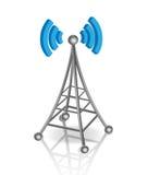 Antena de la comunicación Imagen de archivo libre de regalías