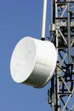 Antena de la comunicación Fotos de archivo libres de regalías
