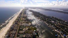 Antena de la Costa del Golfo imagenes de archivo