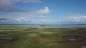 Antena de Mont Saint Michel filme