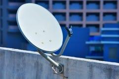Antena de prato satélite fotos de stock royalty free