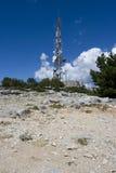 Antena de rádio Foto de Stock