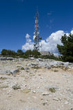 Antena de radio Foto de archivo