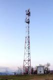 Antena de radio Imágenes de archivo libres de regalías