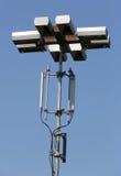 Antena de uma comunicação móvel foto de stock royalty free