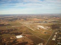 Antena del aeropuerto Imagen de archivo