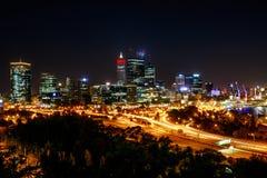 Antena del horizonte de Perth imagen de archivo