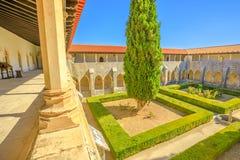 Antena del monasterio de Batalha Fotografía de archivo libre de regalías