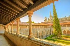 Antena del monasterio de Batalha Fotos de archivo libres de regalías