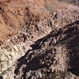 Antena do deserto do sudoeste. Imagens de Stock Royalty Free