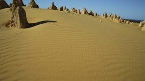 Antena do deserto dos pináculos vídeos de arquivo