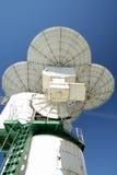 A antena do espaço imagem de stock royalty free