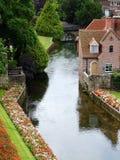 Antena do jardim de Canterbury Westgate Imagens de Stock Royalty Free