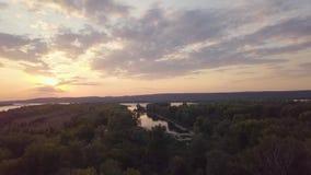 Antena do por do sol do rio filme