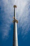 Antena do telefone de pilha Imagem de Stock Royalty Free