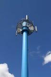 Antena do telefone móvel imagens de stock