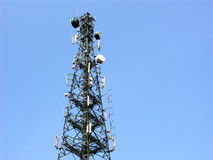antena gsm Zdjęcia Stock