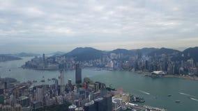 Antena, Hong Kong Imagens de Stock Royalty Free