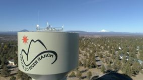 Antena - Koślawa Rzeczna rancho wieża ciśnień zdjęcie wideo
