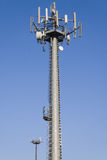 antena komórkowa Zdjęcia Royalty Free