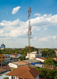 Antena móvil, Foto de archivo