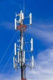 Antena par radio Images libres de droits